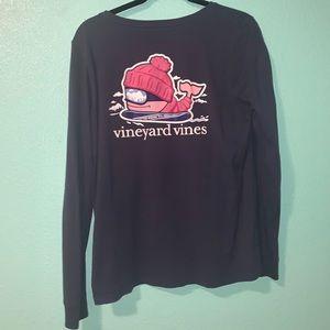 Vineyard Vines Skiing Shirt